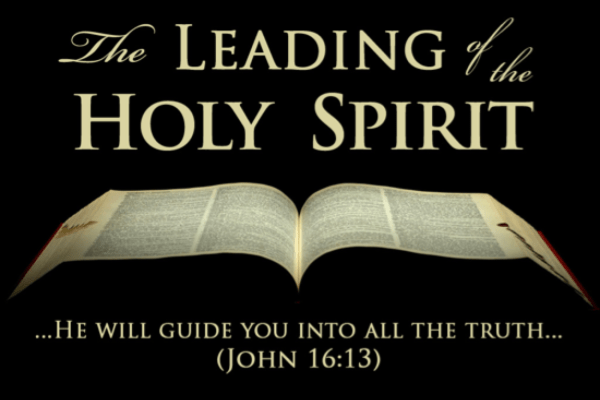 The-Leading-Of-The-Holy-Spirit